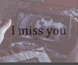 forever, toby cavanaugh, and tears image