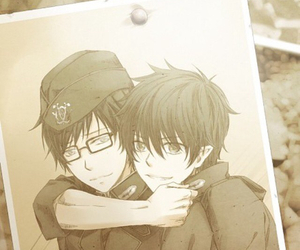 blue exorcist, anime, and ao no exorcist image