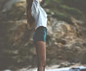 girl and free image