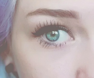 eyes, grunge, and hipster image