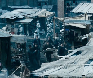 the hunger games, thg, and peacekeepers image
