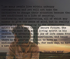 christopher mccandless, into the wild, and mine image