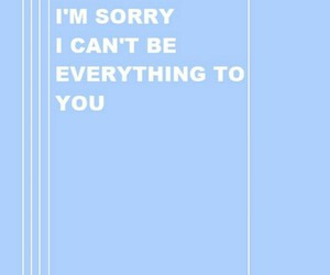 aesthetic, apology, and blue image