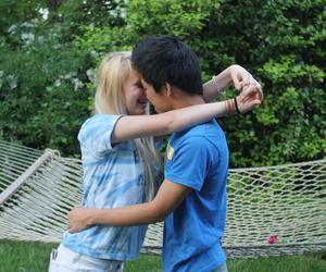 couple, kiss, and quality image