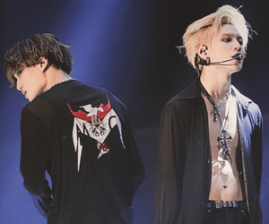 Taemin, kai, and exo image