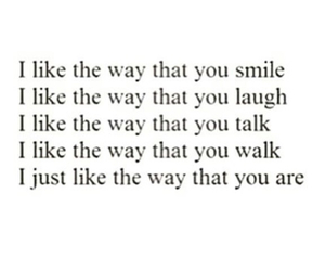 laugh, smile, and talk image
