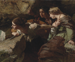 james sant and painting image