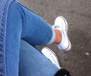 beautiful, clothes, and converse image