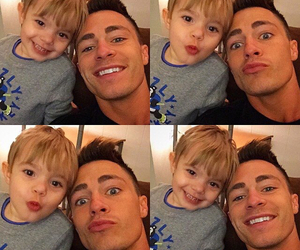 colton haynes, cute, and love image