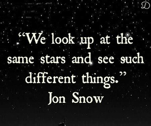 black, stars, and quote image