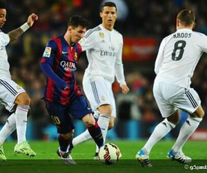 Barcelona, kroos, and real madrid image