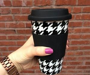 coffee, fashion, and mug image