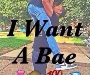 bae, want, and ig image