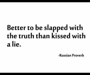 quote, lies, and kiss image