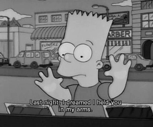 the simpsons, Dream, and quotes image