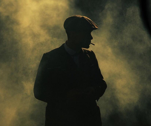 tommy shelby, cillian murphy, and peaky blinders image