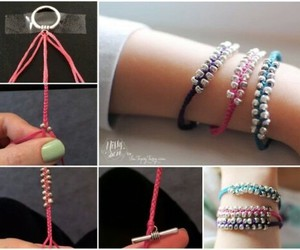 bracelet and diy image