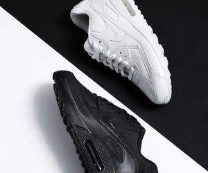 black and nike image
