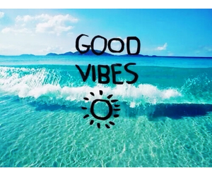 beach, ocean, and vibes image