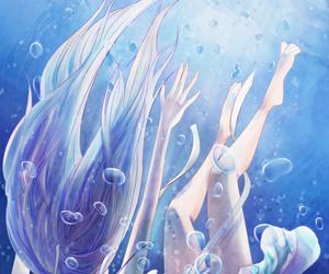 anime, girl, and image image