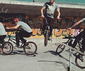 360, bmx, and ride image
