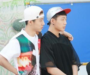 Ikon, kim hanbin, and kim jiwon image