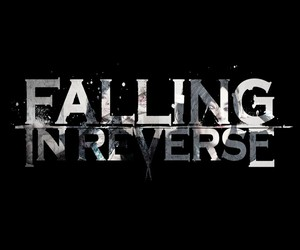 wallpaper, fir, and falling in reverse image