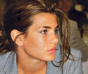 model, beauty, and charlotte casiraghi image