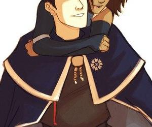 mako and korra image