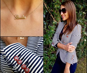 chic, lux, and outfit image