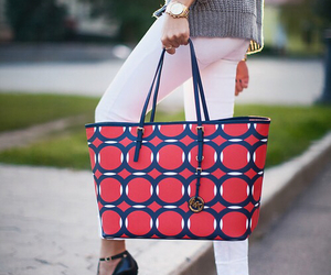 accessories, bag, and Michael Kors image