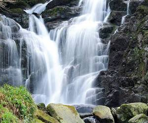 killarney national park and torc waterfall image