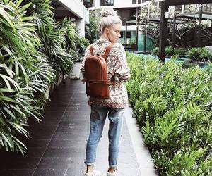 girl, indie, and style image