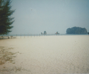 beach, beautiful, and Malaysia image