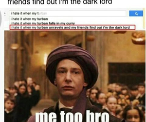 bro, hogwarts, and hp image