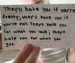 hate, true, and truth image