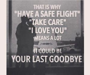 goodbye and love image