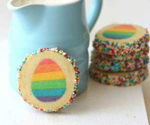Cookies, delicious, and easter image