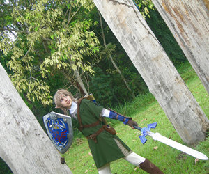 cosplay, games, and link image