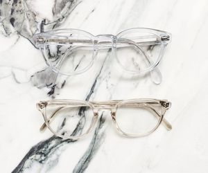 glasses, fashion, and marble image