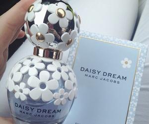 perfume, marc jacobs, and blue image
