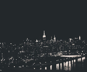 beautiful, city, and city lights image