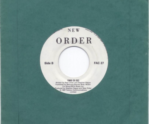 new order and records image