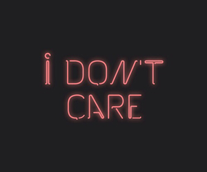 neon, die bitch, and i dont' care image