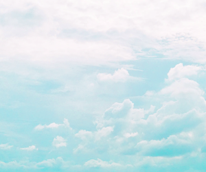 clouds, sky, and background image