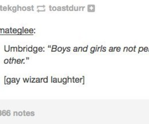 funny, harry potter, and gay image