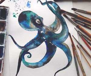 arts and octopus image