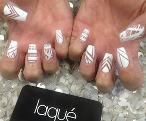amazing, nails, and spring image