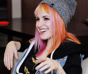 hayley williams, paramore, and music image