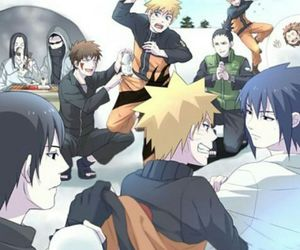 fun, kiba, and naruto image